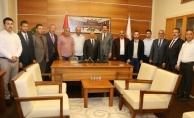 Genel Başkan Yardımcısı Yavuz görevi devraldı
