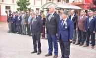 Karasu'da Gaziler Günü Kutlandı
