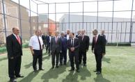 Vali Balkanlıoğlu'ndan Muhammed Fatih Safitürk Yurduna Ziyaret