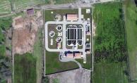 Yeni tesisle 3 ayda 410 bin metreküp atıksu arıtıldı