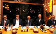 Festival Tertip Komitesi ve Destekçileri Yemekte Bir Araya Geldi