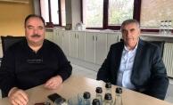 Vali Balkanlıoğlu Kurumlar İle STK'lara Veda Ziyareti Gerçekleştirdi