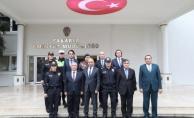Vali Nayir'den Emniyet Ve Jandarmaya İade-i Ziyaret