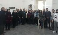 Ak Parti Karasu Belediye Başkan Adayı Esnaf Ziyaretlerine Aralıksız Devam Ediyor.