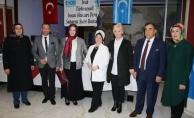 AK Parti#039;nin Belediye meclis üyesi aday adayları birlik mesajı verdi