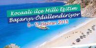 Başarıya Antalya ödülü
