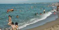 Karasu sahilleri şenlendi