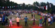 Kızılcık Tepe Dağ Şenlikleri yapıldı