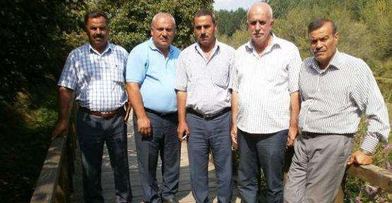 Urfa'dan Karasu'ya Ziyaret