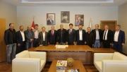Toçoğlu'na Sakaryaspor teşekkürü