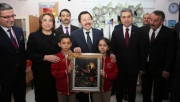 Vali Balkanlıoğlu, Öğrencilerin Karne Heyecanına Ortak Oldu