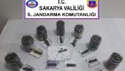Akyazı'da uyuşturucu tacirlerine baskın