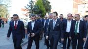 Erbakan'dan Başkan Acar'a ziyaret