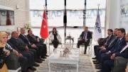 MÜSİAD, Çalışma Bakanı SARIEROĞLU'nu ağırladı