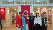Sakarya'lı Filiz Ulusoy Yaptığı Bez Bebeklerlerin geliri Hacettepe Üniversitesi Onkoloji Bölümünde tedavi olan çocuklara.