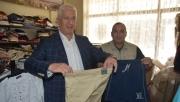 Giysi Bankası Vatandaşlara Ulaşmaya Devam Ediyor