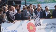 Bakan Kasapoğlu, Sakarya'da MTB Cup'ın startını verdi