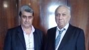 Efsane Başkan Tahsin Kaya'ya Sakarya'dan dost ziyareti…