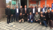 Ferudun Turan AK Partiden Aday Adaylığı İçin Başvurdu