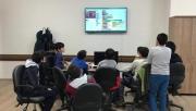 Geleceğin yazılımcıları SGM'de yetişiyor