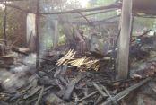 Demiraçma'da Korkutan Yangın