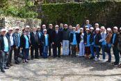 Kosovalı Öğretmenler Maden Deresini Çok Sevdi