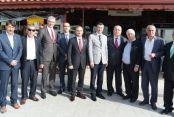 Vekil Çelik, Yenikent'te STK'larla kahvaltı yaptı