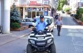 Karasu Belediyesi ATV'li Denetimlere Başladı