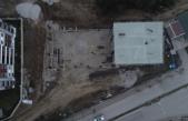 Hendek itfaiye hizmet binası yükseliyor