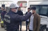 Yasağı ihlal eden 49 kişi yakalandı