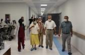Yeni Kadın Doğum ve Çocuk Hastanesi hizmete girdi