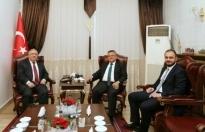 Bilecik Milletvekili Selim Yağcı'dan Vali Nayir'e Ziyaret