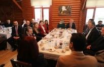 Huzurevi Sakinleri Onuruna Saygı ve Hoşgörü Yemeği Tertip Edildi