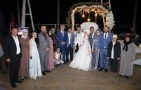 Mustafa Hamzaoğlu bir oğlunu daha evlendirdi