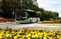 Tam kapanma döneminde Büyükşehir toplu taşıma hizmetini sürdürüyor