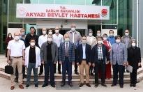 Başhekimler Akyazı'da toplandı