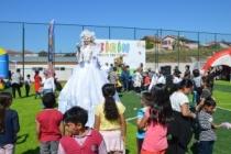 Birinci Çocuk Festivali Yapıldı