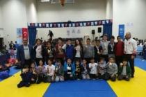 Sakaryalı Judocular Kırklareli'nde kasırga gibi esti