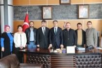 Hak-İş'ten İl Sağlık Müdürlüğü ve Serdivan Belediyesi'ne ziyaret