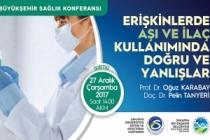 Sağlıkta konu: Aşı ve ilaç kullanımı