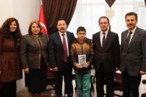 """Vali Balkanlıoğlu, """"Sakarya Velisiyle Görüşüyor Projesi Çok Faydalı Olacak"""""""