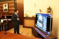 Vali Balkanlıoğlu Yılın Fotoğraflarını Oyladı