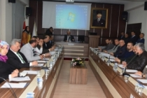 Karasu Belediyesi 2018 Yılının İlk Meclis Toplantısını Gerçekleştirdi