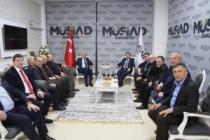 Vali Balkanlıoğlu, 'DEİK ve Dış Ticaretin Önemi' Konulu Konferansa Katıldı