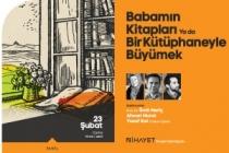 Kütüphane kültürü panelde ele alınacak