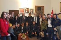 Sakarya Abhaz Derneği'nden Ankara çıkarması