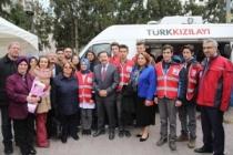 """Vali Balkanlıoğlu, """"Halkımızı Kızılay Kan Bağışı Kampanyasına Davet Ediyorum"""""""