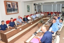 2018 Yılı Sahil Güvenlik Toplantısı Yapıldı