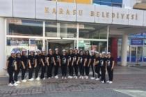 Karasu Bayanlar Halk Oyunları Ekibi Budapeşte Festivaline gitti.