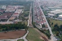 Arifiye'ye 2 kilometrelik yeni giriş